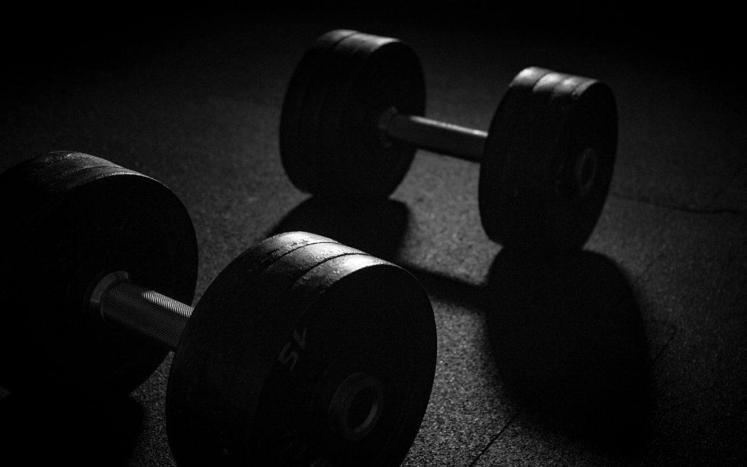 Experiment 014: Trainen met Gewichten (thuis)