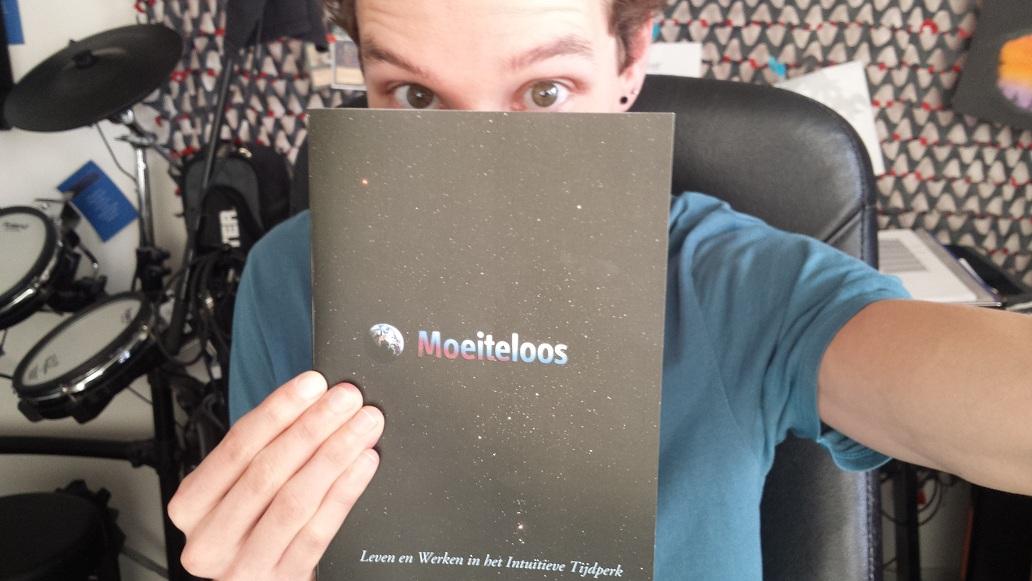 Boek review: Moeiteloos – Leven en Werken in het Intuïtieve Tijdperk