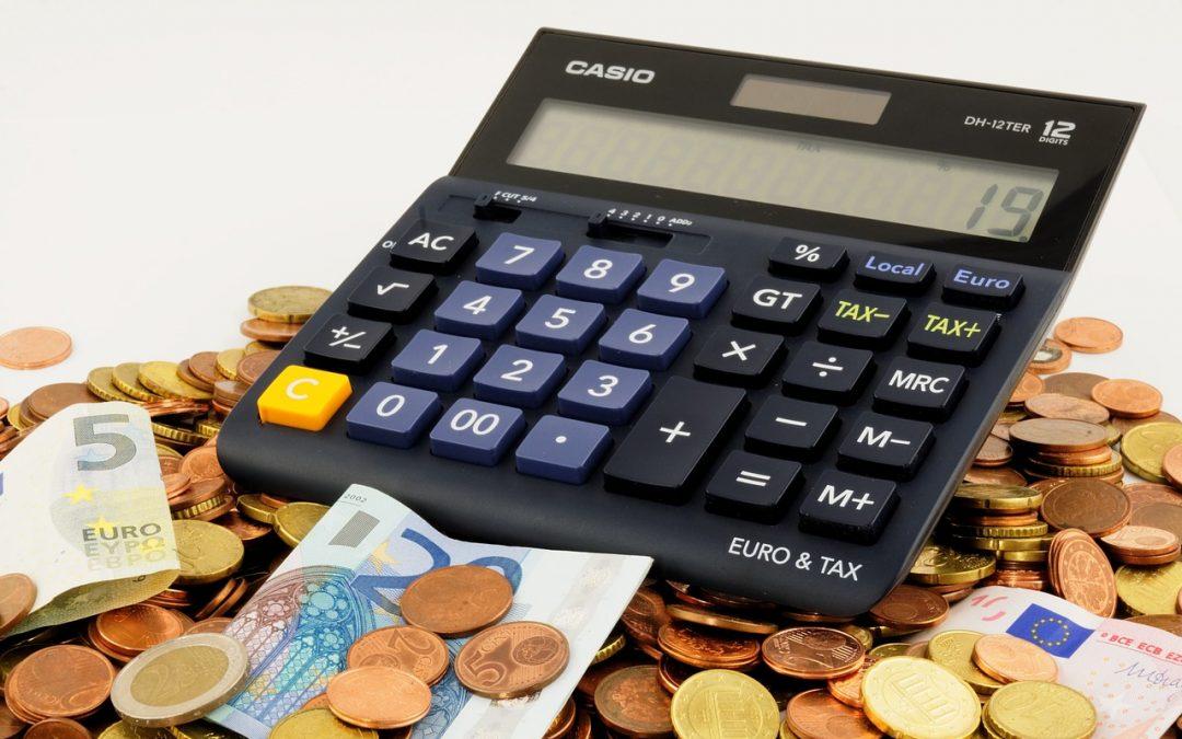 Financiën op orde – Overzicht inkomsten en uitgaven