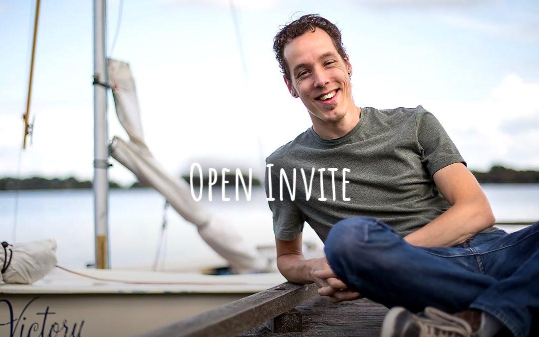 Open Invite